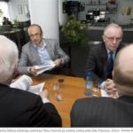 Andrus Ansip pajatab direktoritele majandusest