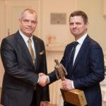 Tallinna Direktorite klubi andis üle Noore Juhi 2019 preemia!
